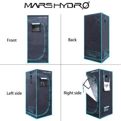 Купить гроубокс Mars Hydro 70x70x160 см