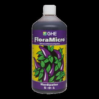 Купить удобрение GHE Flora Micro HW 500ml
