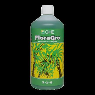Купить удобрение GHE Flora Gro 500ml