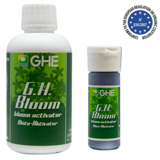 Купить удобрение GHE Bio Bloom 30ml