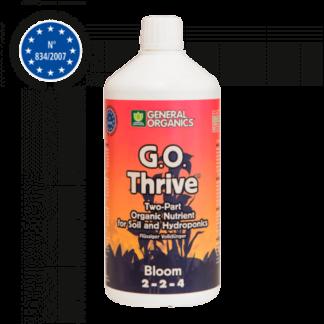 Купить удобрение GHE BioThrive Bloom 1L